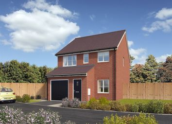 "Thumbnail 3 bed detached house for sale in ""The Piccadilly  "" at Reigate Road, Hookwood, Horley"