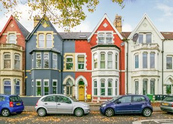 Thumbnail 2 bed flat for sale in Taff Embankment, Cardiff