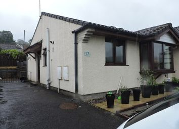 Thumbnail 2 bedroom bungalow to rent in Golwg Y Cwm, Cwmgors, Ammanford