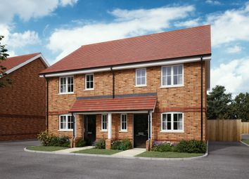 Thumbnail 2 bed semi-detached house for sale in Lingwell Close, Chinnor, Oxfordshire