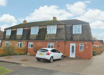 Thumbnail 3 bed semi-detached house for sale in York Road, Tewkesbury, Gloucestershire