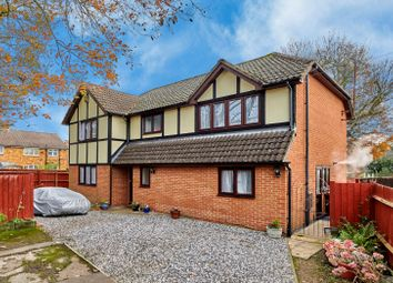 Thumbnail 6 bed detached house for sale in Rowan Close, Bricket Wood, St. Albans, Hertfordshire