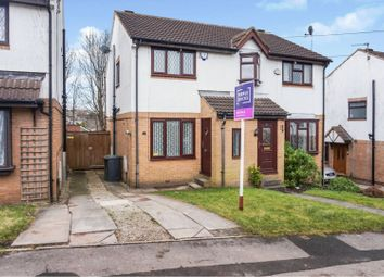 2 bed semi-detached house for sale in Charnwood Bank, Batley WF17