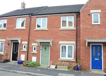 Thumbnail 3 bed terraced house for sale in Chaffinch Chase, Gillingham