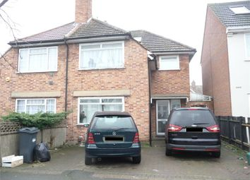 Thumbnail 3 bedroom semi-detached house for sale in Wellington Avenue, Hounslow, Greater London