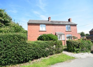 Thumbnail 3 bed property for sale in Garners Lane, Whixall, Whitchurch