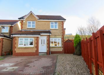 Thumbnail 3 bed detached house for sale in Tarbolton Crescent, Chapelhall, Airdrie