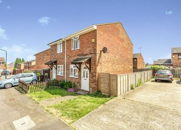 Thumbnail 2 bed semi-detached house for sale in Damien Close, Chatham, Kent