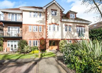 Thumbnail 2 bed flat for sale in Sheerwater Road, Addlestone, Surrey