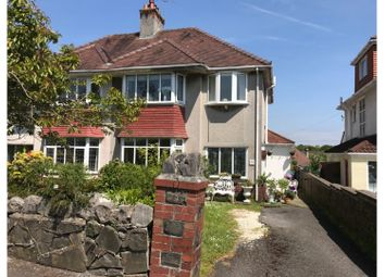 Thumbnail 3 bed semi-detached house for sale in Cherry Grove, Derwen Fawr