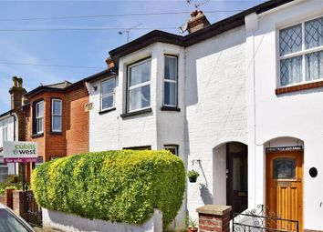 Thumbnail 1 bed flat for sale in Poplar Road, Leatherhead, Surrey