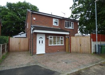 Thumbnail 4 bed detached house for sale in Burleigh Mews, Greater Manchester, Manchester