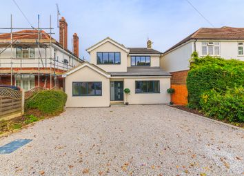 Thumbnail 4 bedroom detached house for sale in New Road, Broxbourne