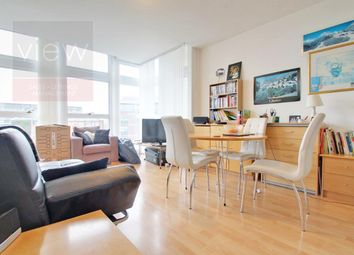 Thumbnail 2 bedroom flat to rent in Metro Central Heights, London