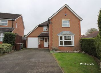 Thumbnail 4 bed detached house to rent in Russet Drive, Shenley, Radlett, Hertfordshire