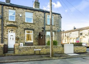 Thumbnail 3 bedroom end terrace house for sale in Union Street, Slaithwaite, Huddersfield
