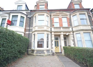 Thumbnail 2 bed flat to rent in Romilly Crescent, Pontcanna, Cardiff