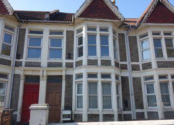 Thumbnail 4 bedroom terraced house for sale in Stapleton Road, Easton, Bristol