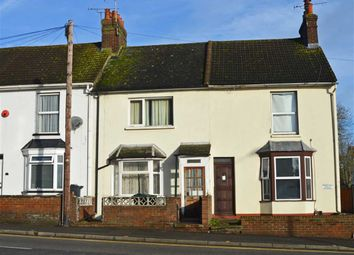 Thumbnail 3 bed terraced house for sale in Somerset Road, Ashford, Kent