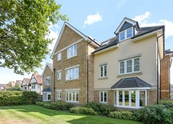 Thumbnail 2 bed flat for sale in Charter House, 71-75 Church Road, Addlestone, Surrey