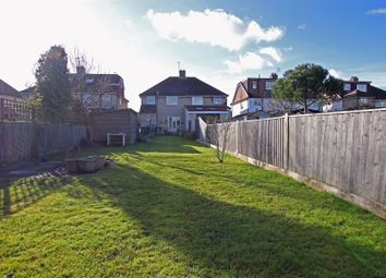 Thumbnail 3 bed semi-detached house for sale in Coppice Avenue, Willingdon, Eastbourne