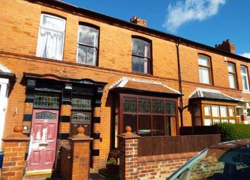 Thumbnail 4 bed terraced house for sale in Devonshire Road, Chorley, Lancashire