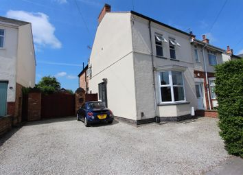 Thumbnail 3 bed semi-detached house for sale in Hinckley Road, Burbage, Hinckley
