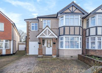 4 bed semi-detached house for sale in Southbourne Close, Pinner, Middlesex HA5