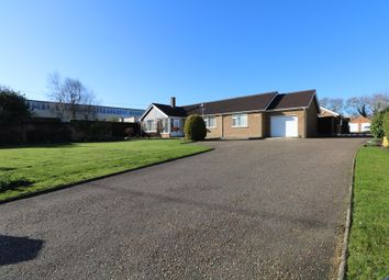 Thumbnail 3 bed detached bungalow for sale in The Street, North Lopham, Diss