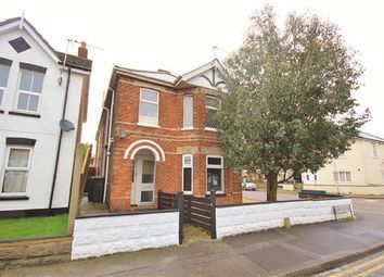 Thumbnail 1 bed flat for sale in Castle Road, Winton, Bournemouth