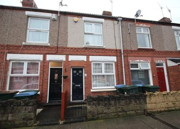 Thumbnail 2 bedroom terraced house for sale in Collingwood Road, Earlsdon, Coventry
