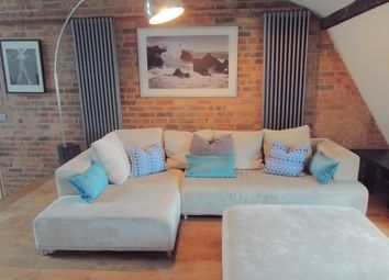 Thumbnail 3 bed flat to rent in Akenside Hill, Newcastle Upon Tyne