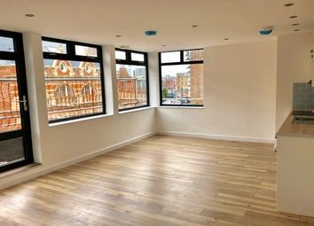 Thumbnail 2 bed penthouse to rent in Queen Street, Leicester