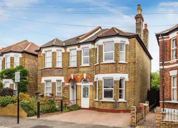 Thumbnail 3 bed semi-detached house for sale in Courtney Road, Croydon