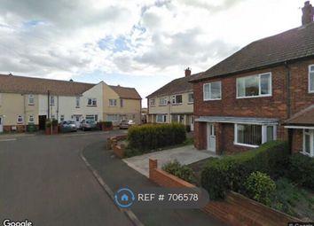 Thumbnail 2 bedroom semi-detached house to rent in Westlea, Bedlington