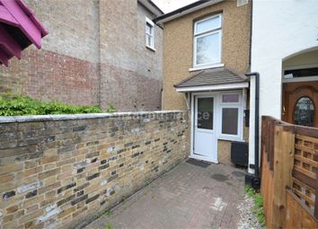 Thumbnail 1 bed semi-detached house to rent in New Wanstead, London