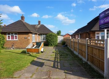 Thumbnail 2 bed detached bungalow for sale in Sandfield Road, Nottingham