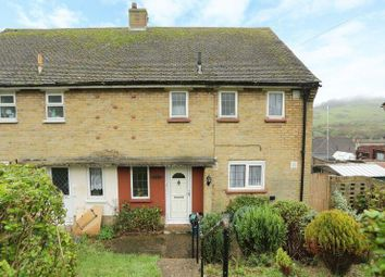 Thumbnail 3 bed semi-detached house for sale in St. Georges Crescent, Dover