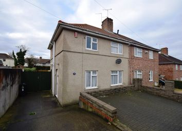 Thumbnail 3 bedroom semi-detached house to rent in St. Bedes Road, Kingswood, Bristol