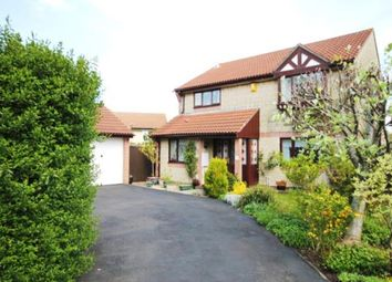 Thumbnail 4 bed detached house for sale in Goose Acre, Bradley Stoke, Bristol, Gloucestershire