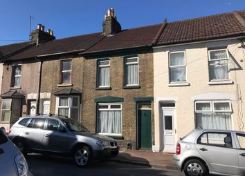 Thumbnail 2 bed terraced house for sale in 42 Thorold Road, Chatham, Kent