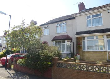 Thumbnail 3 bed terraced house for sale in Hudds Hill Road, St.George, Bristol