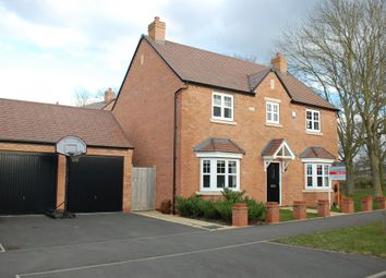 Thumbnail 4 bed detached house for sale in Gundulf Road, Meon Vale, Stratford-Upon-Avon