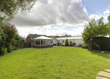 Thumbnail 4 bed detached bungalow for sale in Woodland Lea, Helpston, Peterborough
