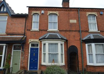 Thumbnail 2 bed terraced house to rent in 33 Waterloo Road, Kings Heath, Birmingham