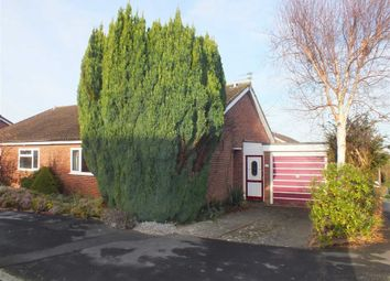 Thumbnail 2 bed semi-detached bungalow for sale in Castle View, Westbury, Wiltshire