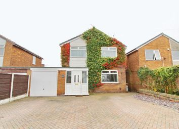 Thumbnail 3 bed detached house for sale in Linkfield Drive, Worsley, Manchester