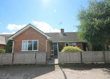 Thumbnail 2 bed detached bungalow for sale in Fifth Road, Newbury