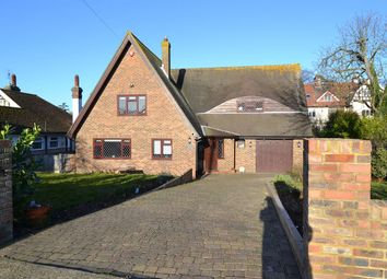 Thumbnail 4 bed detached house for sale in Kingsdown Park, Tankerton, Whitstable