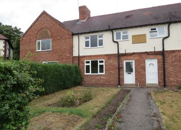 Thumbnail 3 bed terraced house for sale in Christ Church Gardens, Lichfield